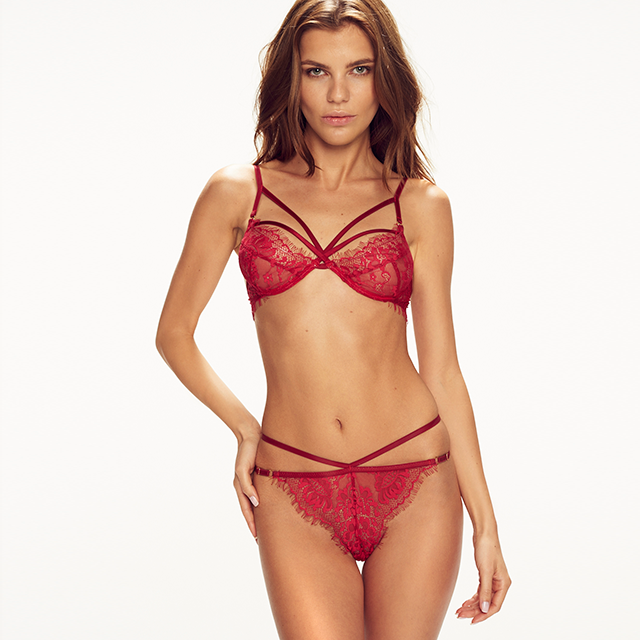CAPRICE FOREVER YOUNG RED