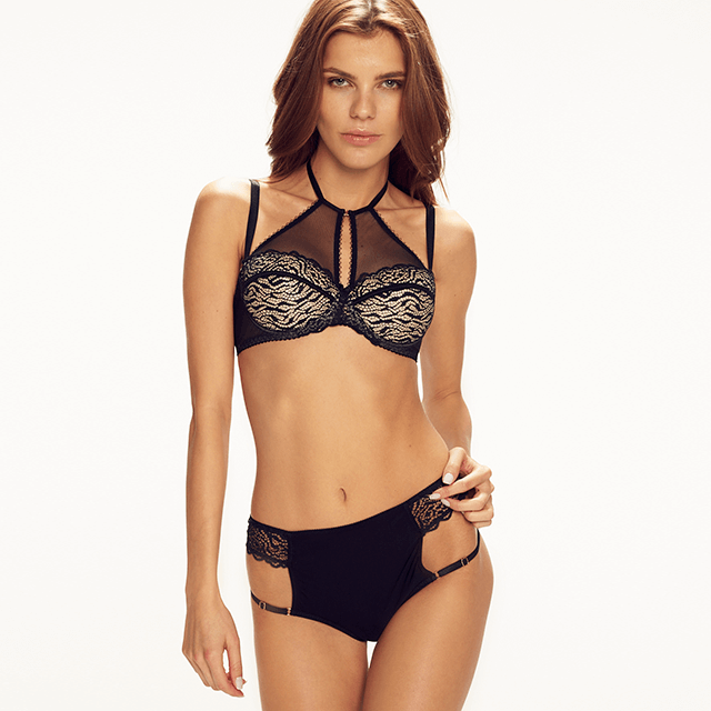 CAPRICE DEVIL HIGH WAISTED BRIEF